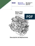 MR Daily S2007 Motor F1C