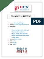 Plan de Marketing 2
