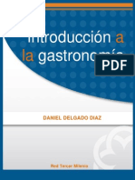 Introduccion a La Gastronomia-Parte1