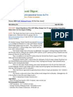 PA Environment Digest June 30, 2014 (Updated)