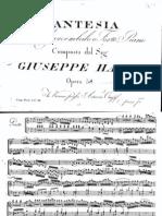 Haydn Fantasia in C