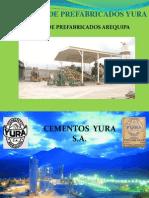 Planta de Prefabricados Yura Diapositivas Final