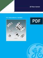 GE GS Semiconductor Fuselinks