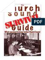 Church Sound Book