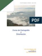 CURSO DE CARTOGRAFIA Y ORIENTACION