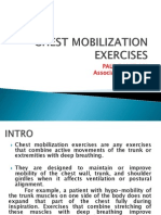 Chest Mobilization Exercises