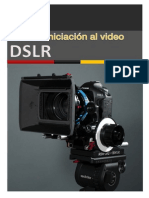 Guía de iniciación al video DSLR
