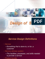 (Design of Services1)