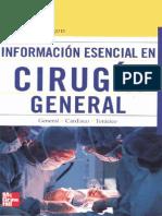 Cirugia General - Kogon