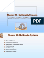 Multimedia Systems Ch20