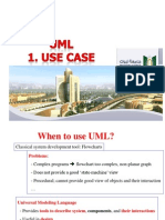 UML & Use Case