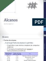 Aula 2 - Alcanos