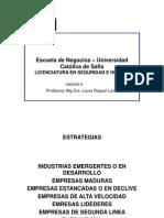909793821.Unidad 6 Estrategias Especiales Industrias Emergentes, Maduras, Declive (1)
