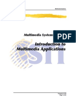 Week 1 Slides 1-50 Introduction to Multimedia Applications