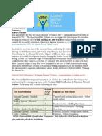 National Skill Certification & Monetary Reward Scheme