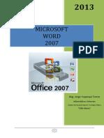 Clase_Word 2007 Formatos I