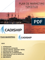 PDF Marketing empresa turística Cádiz