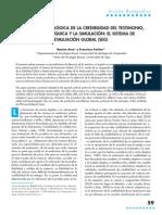 Peritacion Psicologica de La Credibilidad Del Testimonio - La Huella Psiquica y La Simulacion - El Sistema de Evaluacion Global (SEG)