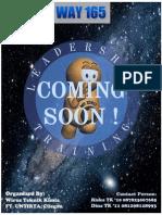 Pamflet ESQ Coming Soon