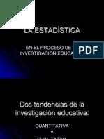 Investigación Educativa yEstadísticaP1.ppt