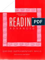 Reading Advanced