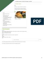 Torta Rápida de Legumes - Receita de Torta Salgada - ClickGrátis