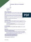 5-2-03 - Cornstarch Suspension - Discrepant Event