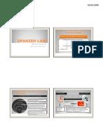 Clase 3. Introducción al Derecho Privado Español