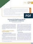 Factores Familia