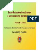 Proyectos ADP de Access vs Tablas Vinculadas