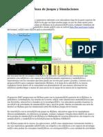 De Ciencias en línea de Juegos y Simulaciones Interactivas