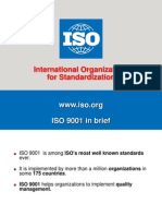 ISO Overview