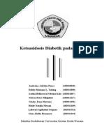 Ketoasidosis Diabetik Pada Anak
