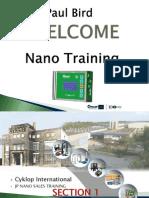 Nano Training