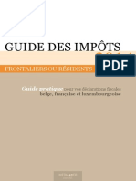 Guide Impots 2014 Lesfrontaliers