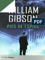 Gibson William - Pais de Espias