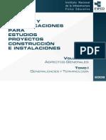 Volumen 1 Tomo I Generalidades y Terminologia