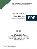 UREI-1176LNmanual.pdf