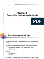 Cap9 Expressoes Logicas