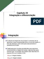 Cap23 Integração e Diferenciação