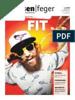 FIT - Ausgabe 10, 2014 des strassenfeger