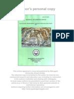 Morphodynamics in the Upper Assam Part of the Brahmaputra River- A Planform GIS Based Study Skl 2013 JES Special Volume