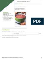 Patê de Salsicha - Receita de Patês - ClickGrátis