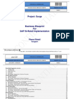 Fico Bbp for Sap is Retail Implementation