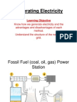 p1 4 generating electricity and the national grid