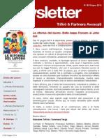 Newsletter T&P N° 80