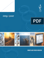Energy and Power Overview - Generic