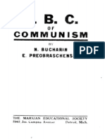 ABC of Communism by Nikolai Bukharin and Evgenii Preobrazhensky