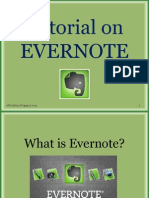 Tutorial on Evernote Elbionline.blogspot.com