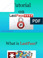 Tutorial on LastPass Elbionline.blogspot.com